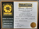 Paratech Rescue Award